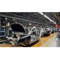 Automotive Industry Manufactures