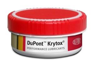 Krytox GPL 205 Grease, 1.1 lb-0.5 kg