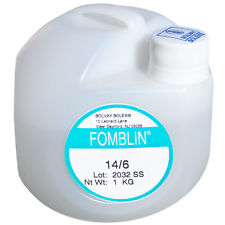 Fomblin YL-VAC 14-6-vacuum oils 1kg-2.2lb bottle