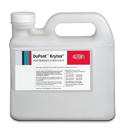 Dupont krytoxoil 1506 5kg-11lb vacuum pump fluid