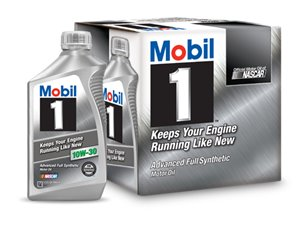 Mobil 1 10W-30 Synthetic Engine Oil