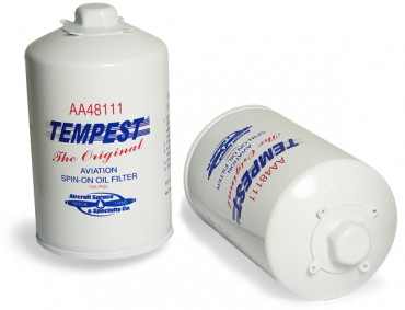 Tempest AA48111 S-O Oil Filter