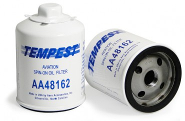 Tempest AA48162 S-O Oil Filter
