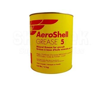 AeroShell Grease 5 Aircraft Grease-6.6 lb Can