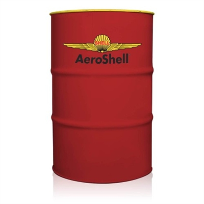AeroShell Oil W 80 Plus 55 Gallon Drum