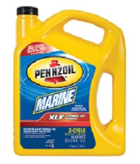 Pennzoil Marine XLF Outboard Two-Cycle TC-W3 Oil