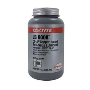 loctite lb 8008 c5 a known as c5 a copper based anti seize 51147
