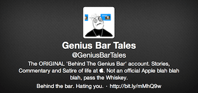 Genius Bar Tales