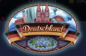 4 Bilder 1 Wort Deutschland Juli 2019