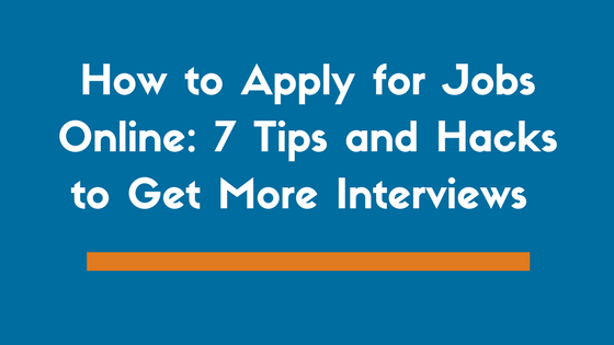 How to Apply for a Job Online in Nigeria