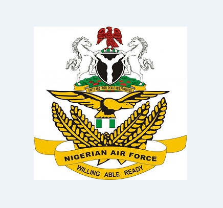 Nigerian Air Force (NAF) Logo