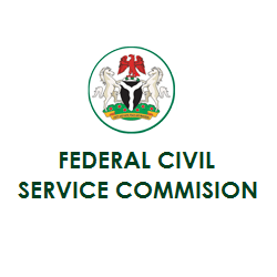 Federal Civil Service Commission logo