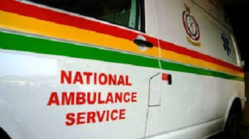 Ghana Ambulance Service recruitment