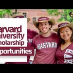 Harvard University Scholarships 2020 | Harvard University Scholarships for International Students