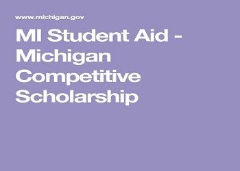 Michigan Competitive Scholarship