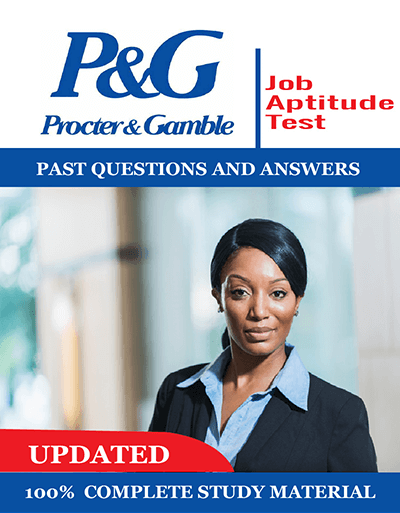 P&G Assessment Test Past Questions and Answers
