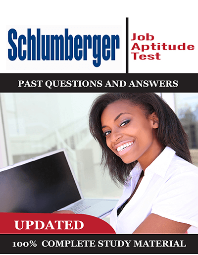 Schlumberger Aptitude Test Past Questions and Answers