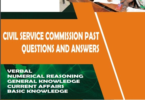 Nigeria Civil Service Commission Past Questions and Answers