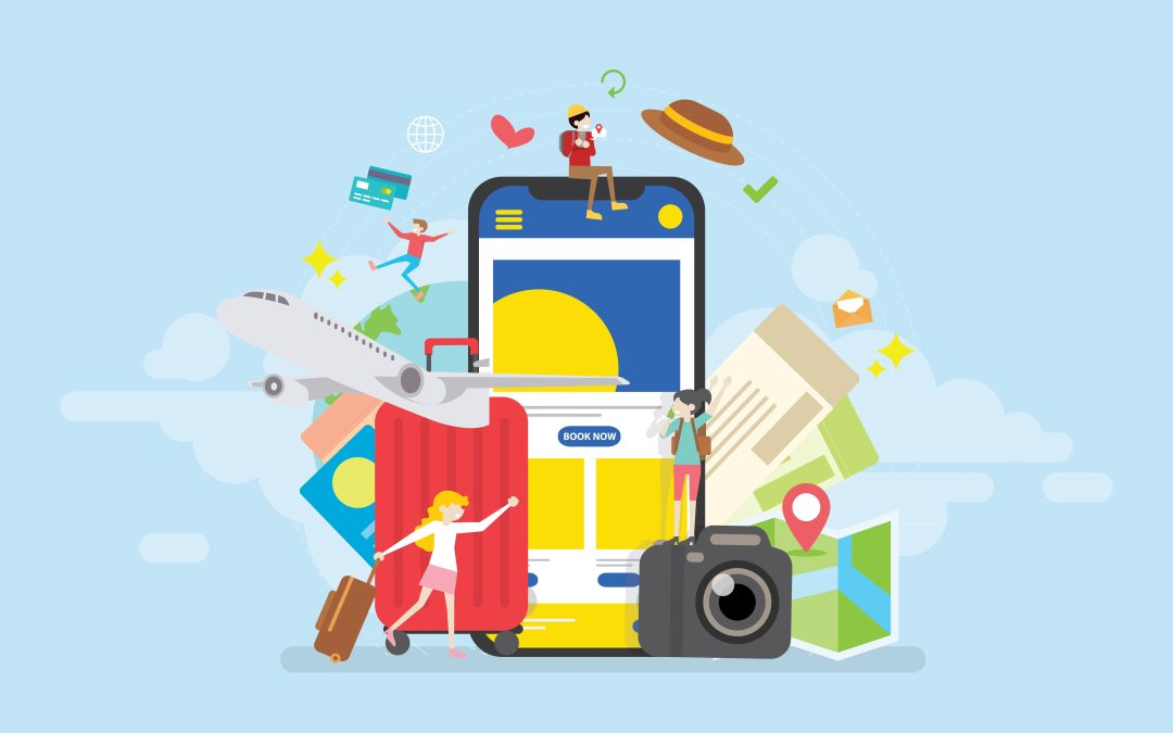 The positive impact of building a mobile app for your travel business