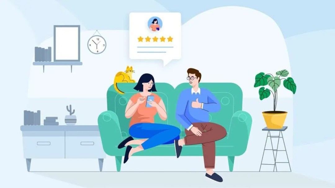 Encourage customers to share feedback