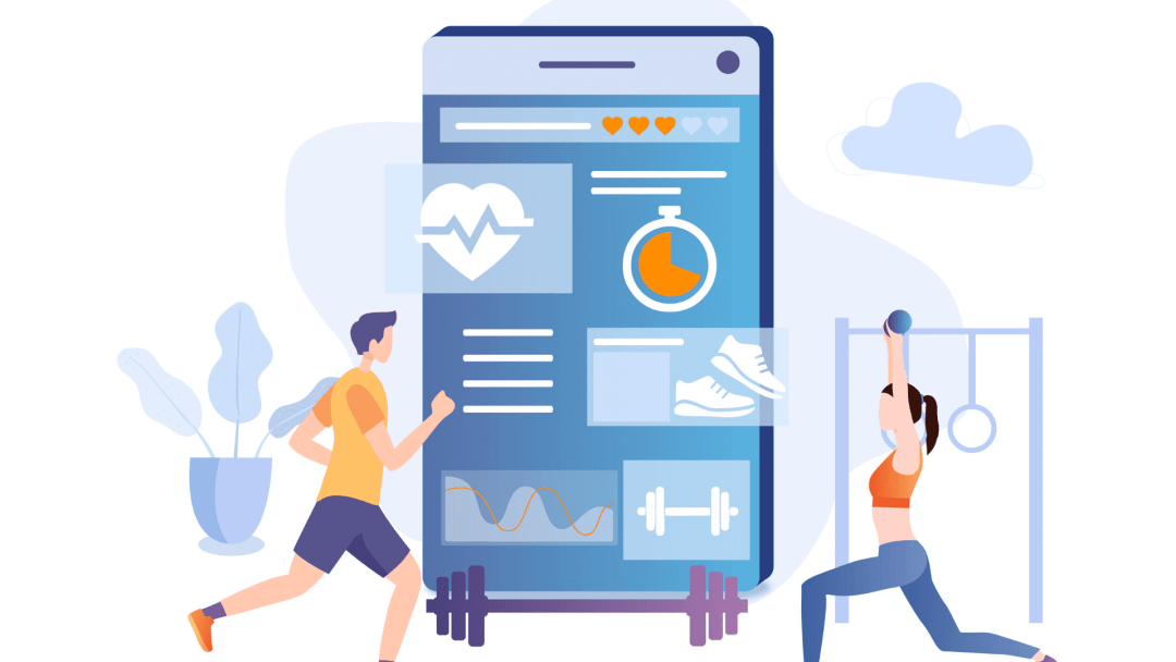 Fitness and Lifestyle apps