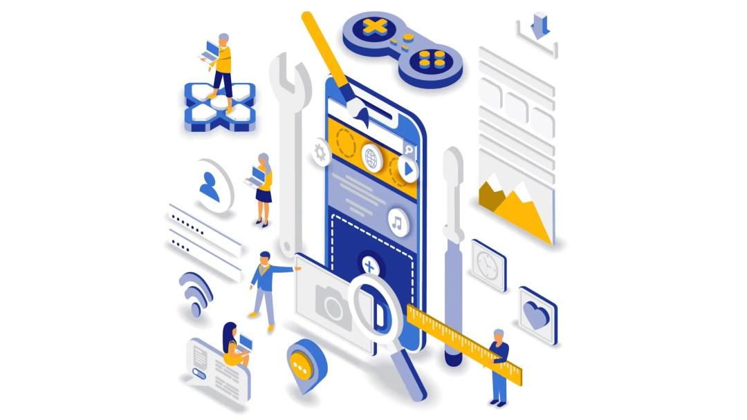 create app for website