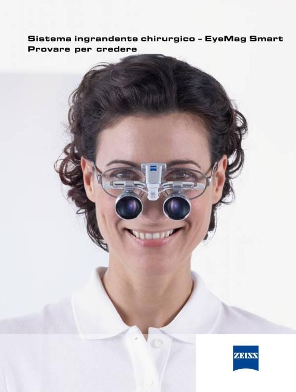Sistema completo EyeMag Smart
