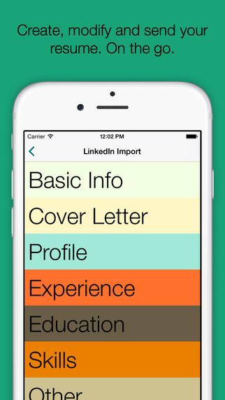 resume builder pro app review create and send a polished resume