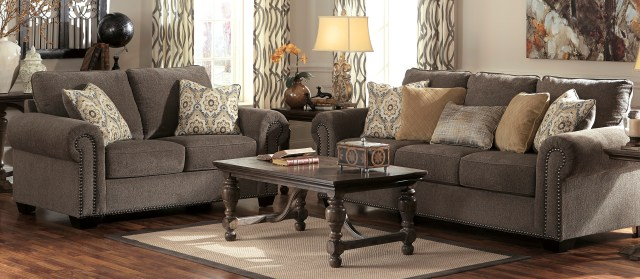 asley s brown leather sofa living room furniture bedroom ideas