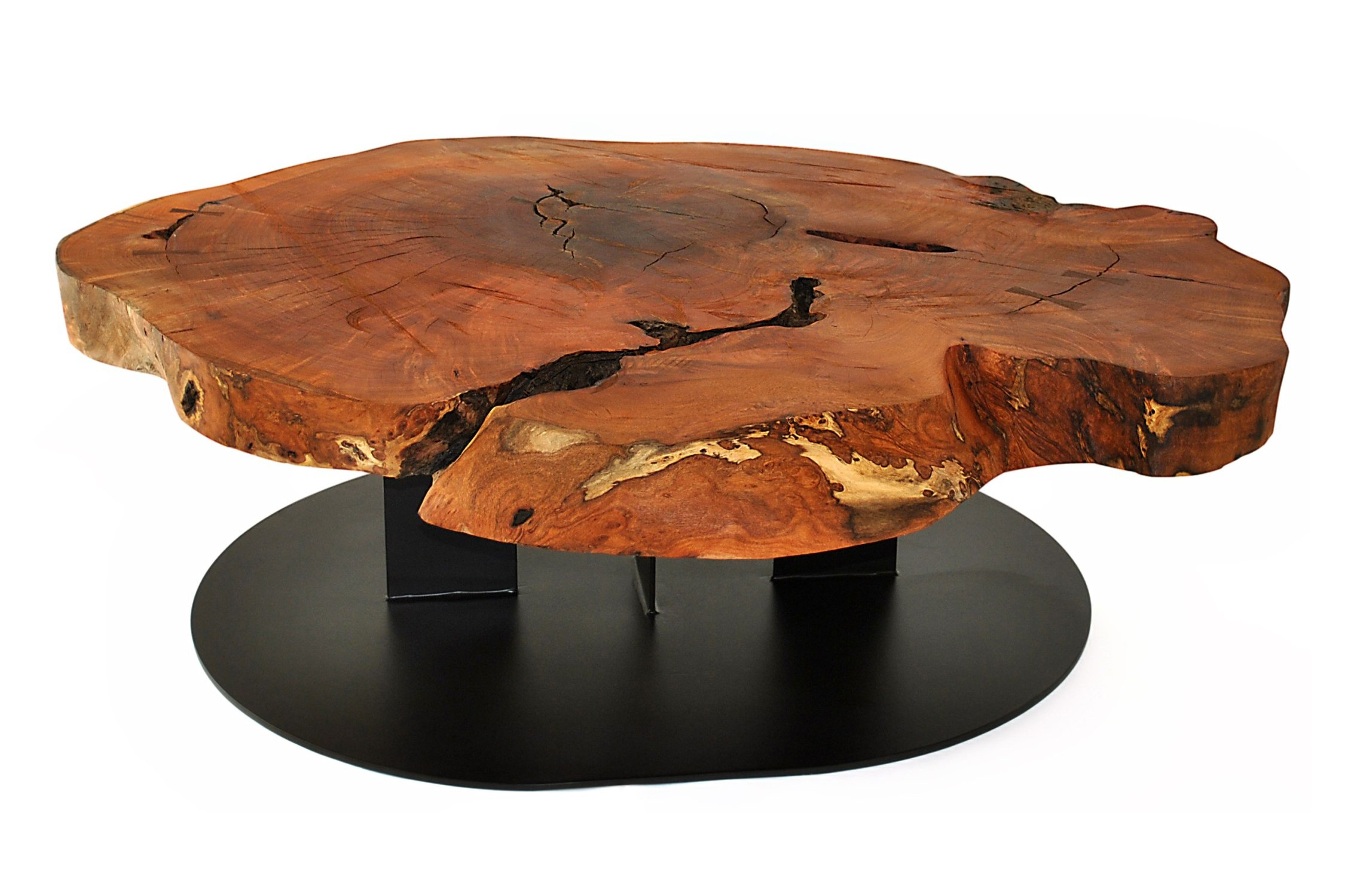artistic brown lacquered teak wood slab coffee table black bedroom furniture set ideas sets king unique romantic gothic ashley queen italian white apppie org