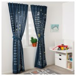 Dark Blue Curtains Bedroom Navy For Atmosphere Ideas White Shower Curtain Drapes Kitchen Valance Green Bedrooms Room Apppie Org