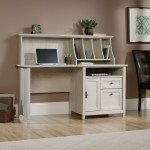 Edge Water Puter Desk With Hutch Corner Chair For Bedroom