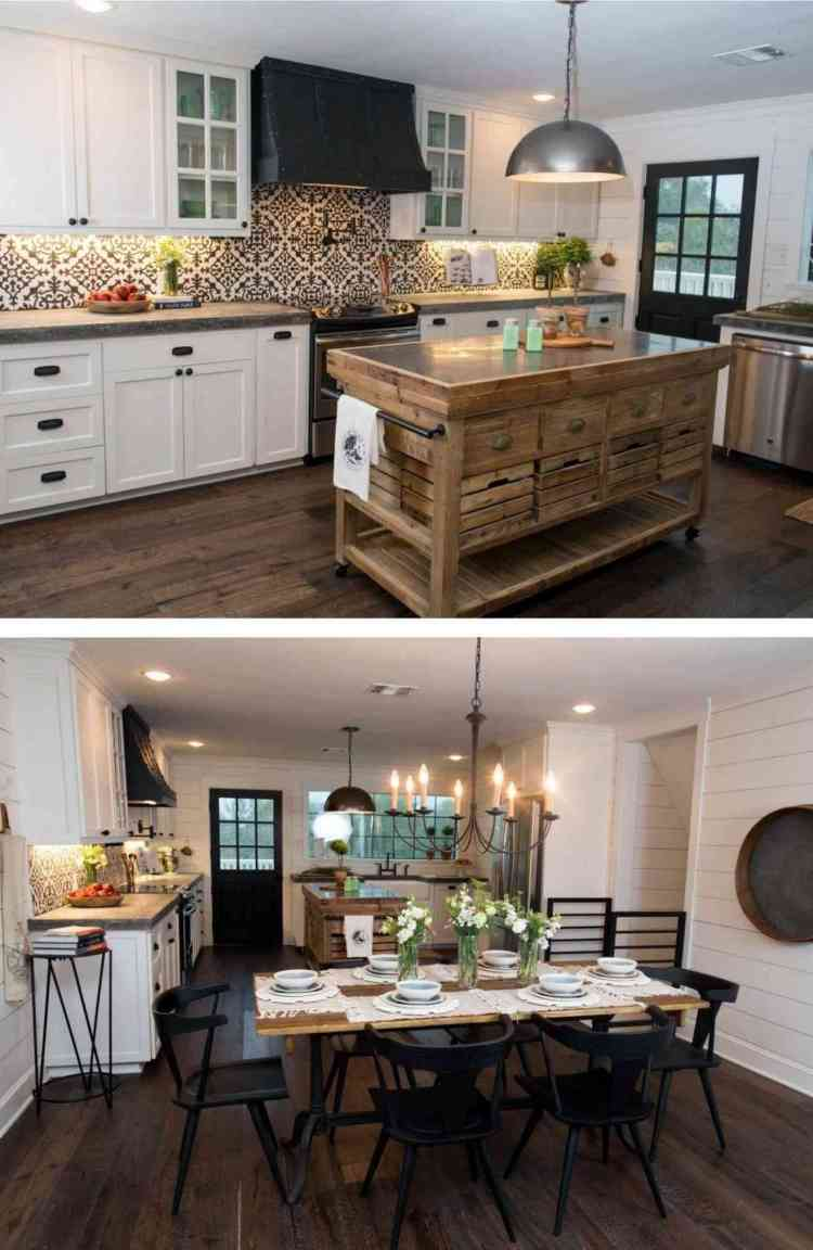 Joanna Gaines Farmhouse Style Bedroom Atmosphere Ideas Decorating Living Room Kitchen Chip And Family Tour Modern Farmhouse Style Paint Colors Bathroom Apppie Org