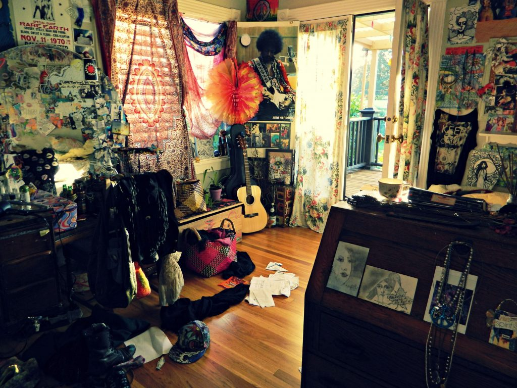 Hippie Dream Bedroom Ideas Atmosphere Girl Peaceful Dreams
