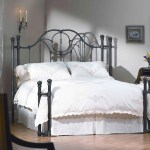 Cast Iron Bed Frame Bedroom King And Queen Decor Atmosphere Ideas Old Frames Antique Wrought Macy Beds Size Rod Apppie Org
