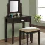 Bedroom Cozy Makeup Table For Modern In Ideas White Vanity Set Wide Tables With Drawers Bathroom Black Small Apppie Org