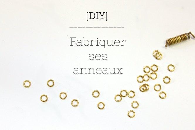 DIY - Fabriquer ses anneaux avec la technique de la cannetille - Techniques et astuces à retrouver sur www.apprendre-la-bijouterie.com