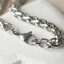 Bracelet Acier - Acanthusjd - 22€