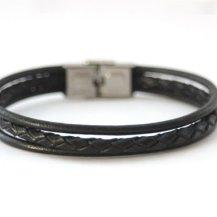 Bracelet Cuir - Emma Fashion Style - 26€