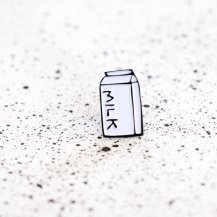 Pin's Milk - Oeilwenn - 10€