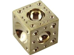 Dé à emboutir - Retrouvez tous les termes et le vocabulaire de la bijouterie et du métier de bijoutier sur www.apprendre-la-bijouterie.com