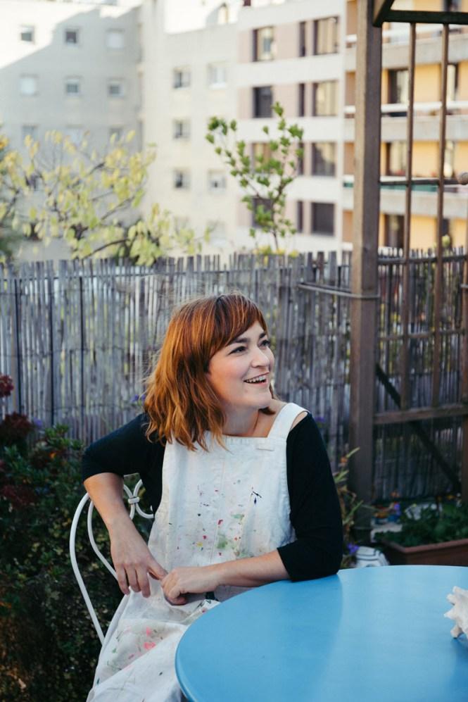 Interview de Diane, alias Blossom Bohemian, creatrice de bijoux a Paris