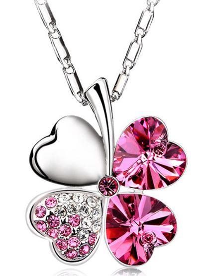 atpb1-5-collier-porte-bonheur-trefle-a-quatre-feuilles-en-cristal-rose