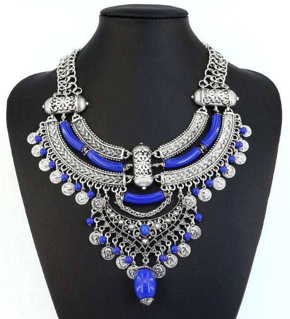 STBEV7.1-collier-boheme-chic-multi-rang-bleu