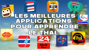 apprendre le thai application