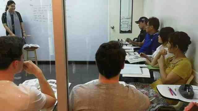 Apprendre le Thaï en Thaïlande