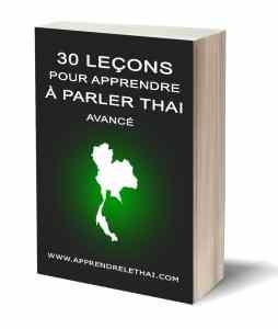 parler thaï avancé