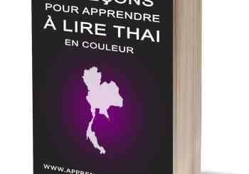 apprendre à lire thaï