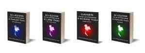 Pack 4 Ebooks pour Apprendre le Thaï