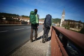 Le pont de Lalinde